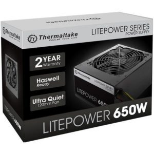THERMALTAKE LITEPOWER 650W