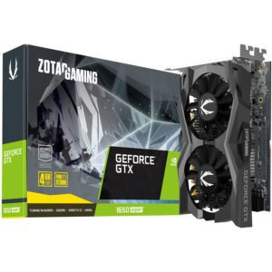 ZOTAC GAMING GTX 1650 SUPER