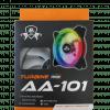 AA101 TURBINE RGB FAN