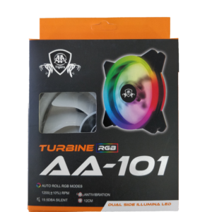 AA101 TURBINE RGB FAN