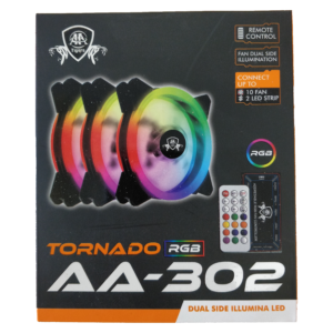 AA302 RGB FAN SET