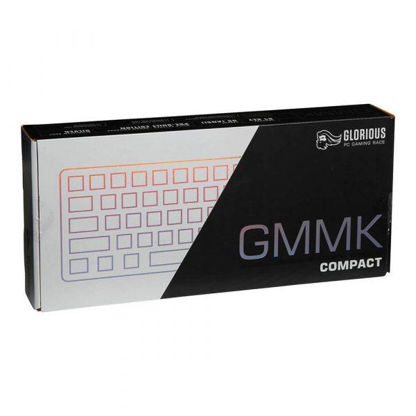 GLORIOUS GMMK COMPACT WHITE