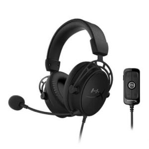 HYPERX CLOUD ALPHA S BLACK