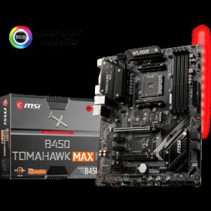 MSI B450 TOMOHAWK MAX 2
